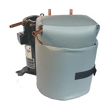 brinmar sbuhd universal-fit Compresor De Aire Acondicionado Manta de sonido Wrap (# 0421 a): Amazon.es: Coche y moto