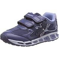 Geox J Shuttle Girl A, Zapatillas para Niñas