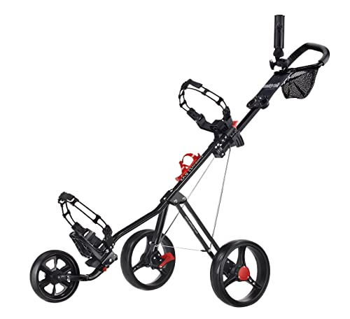 Image Result For Golf Caddy Push Cart