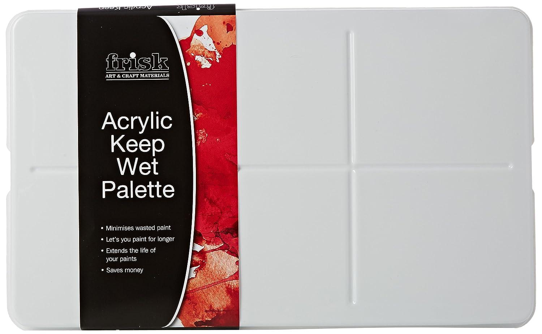 Frisk Acrylic Keep-Wet Palette 22100000