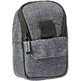 AmazonBasics Camera Case (Water-Resistant Polyester) - Ash Gray