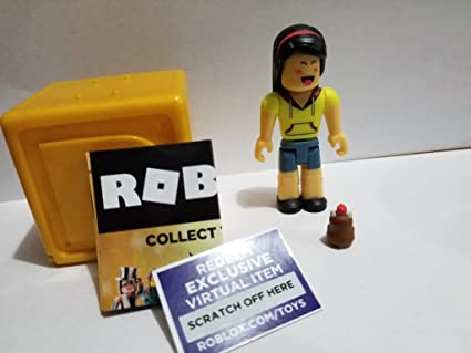 Roblox Rockstar Celebrity Gold Series 1 Mystery 3 Toys - Amazon Com Roblox Gold Celebrity Series Dollasticdreams Action