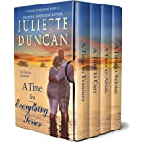 A Time For Everything Series Box Set Books 1-4: A Christian Romance