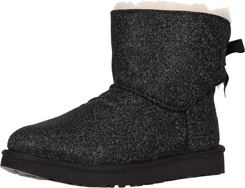 W Mini Bailey Bow Sparkle Fashion Boot