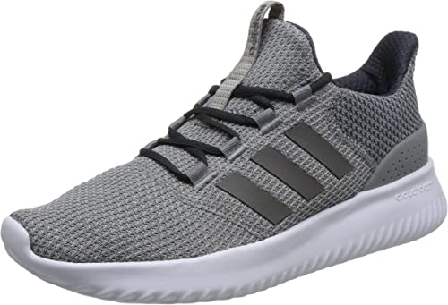 adidas Cloudfoam Ultimate Damen Sneaker Grau Schuhe, Größe:40