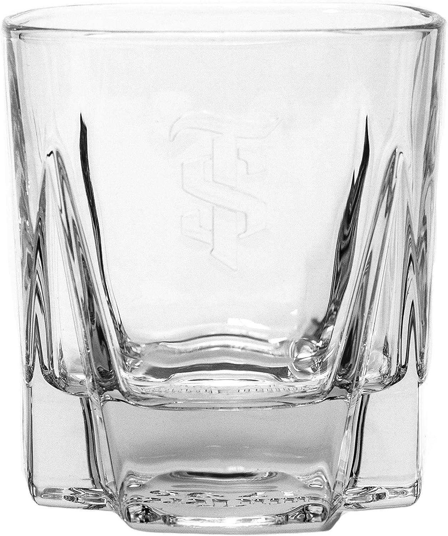 Santa Teresa - Juego de 6 Vasos con Logotipo, para cócteles