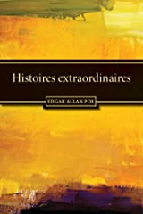 Histoires extraordinaires (French Edition) eBook Kindle