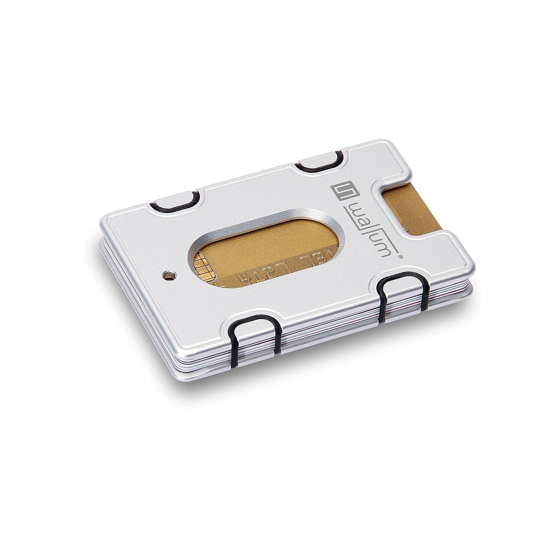 RFID-s/ûre M1 Porte-cartes de cr/édit et pince /à billets