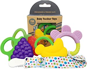 Ike & Leo Teething Toys Review
