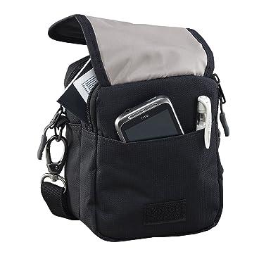213c23b17843 Caribee Global Organiser Travel Accessory  Camera Bag (black)   Amazon.co.uk  Luggage
