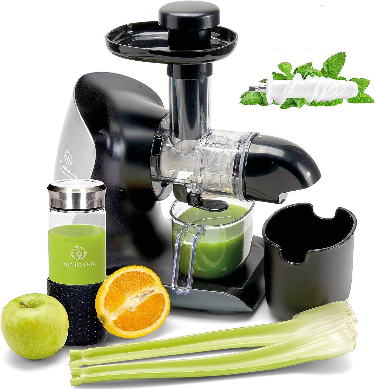 Entsafter Saftpresse Slow Juicer GREEN-PRESS Image