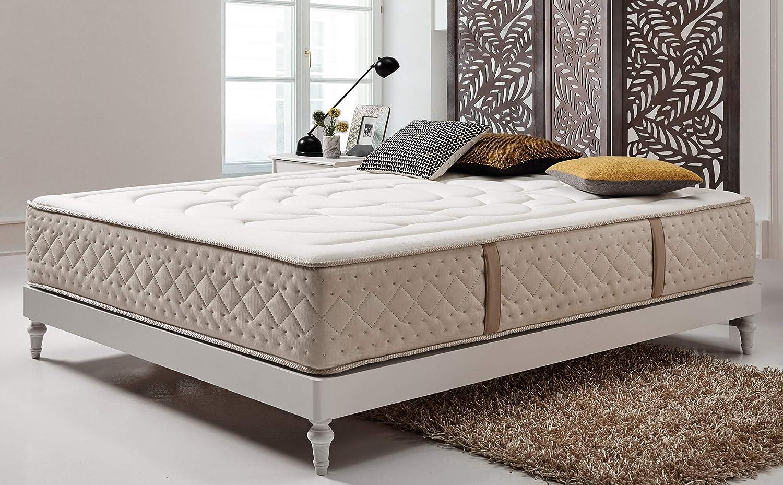 Premium/Matelas 80x180 cm Dream/Repair/ 13/Zones/de Confort Mousse /à/m/émoire/de forme /Ferme/-/Accueil/Orthop/édique/-/Matelas/ //Épaisseur/30 cm