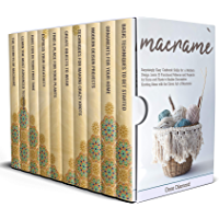 Macramé: Surprisingly Easy Craftwork Skills for a Modern Design. Learn 70 Functional Patterns and Projects for Home and Plants to Realize Decorative Knotting ... the Clever Art of Macramé (English Edition)