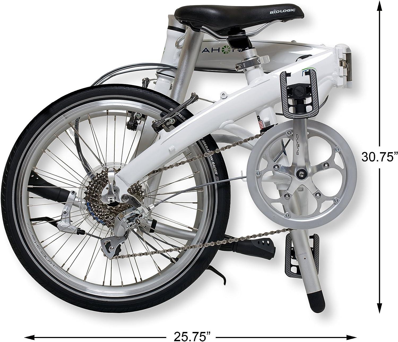 FBA-sports4|140819 - Bicicleta Plegable: Amazon.es: Deportes y aire libre