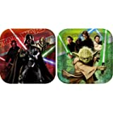 Star Wars 'Generations' Large Paper Plates (8ct)