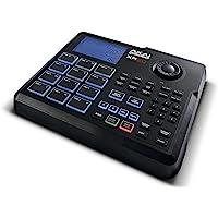 AKAI Professional XR20 - Boîte à Rythmes Autonome et Portable avec 12 Pads Rétroéclairés Sensibles à la Vélocité et Plus de 700 Sons