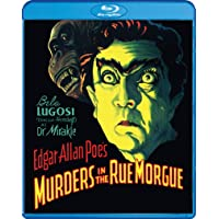 Murders in the Rue Morgue [Blu-ray]