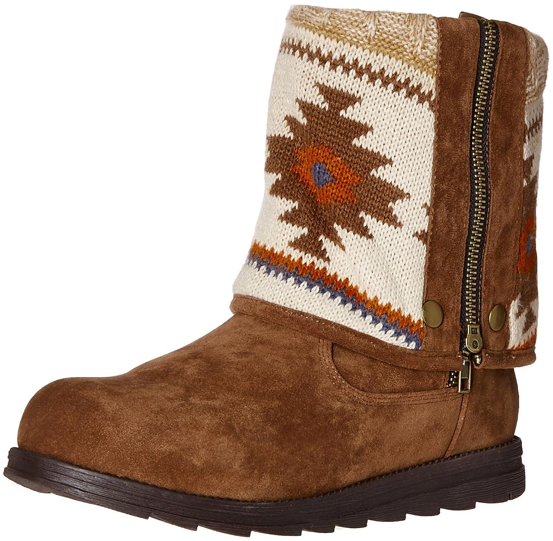 e65fcb8c1c4 Amazon.com | MUK LUKS Women's Demi Boots Fashion | Knee-High