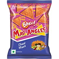 Bingo Mad Angles Chaat Masti Namkeen, 80 g