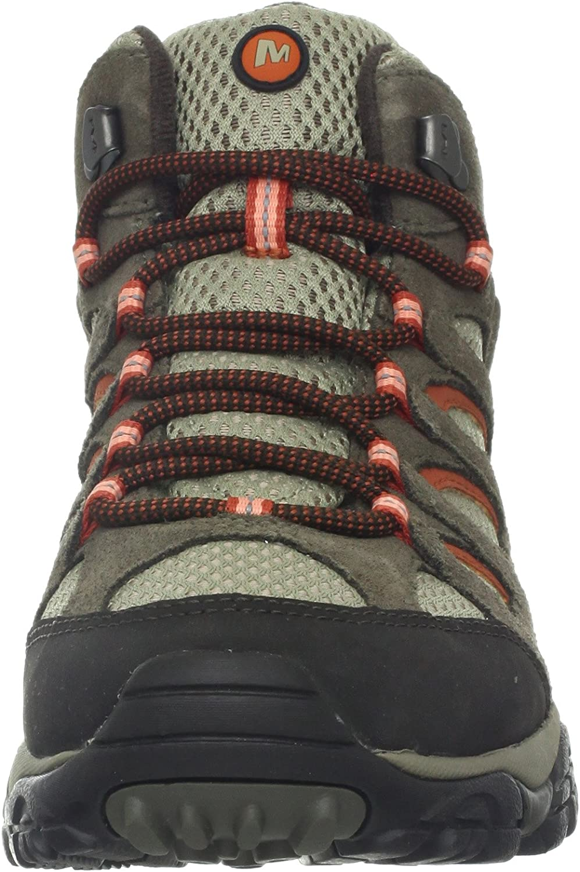 Merrell Women s Moab Mid Waterproof Hiking Boot