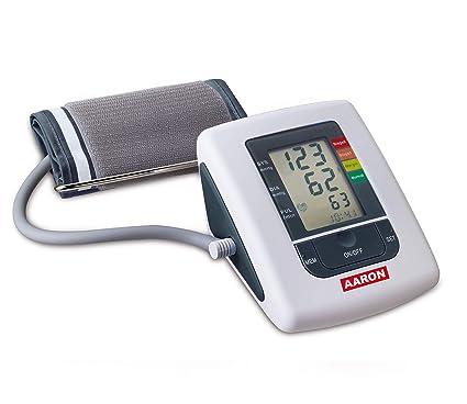 Tensiometro digital de brazo AARON® | arm, con tecnología de medición ascendente para una