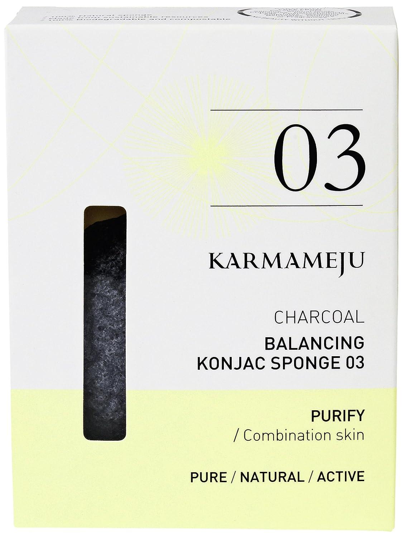 Karmameju Skincare de carbón 03, 1er Pack (1 x 6 g) 100% KS CH