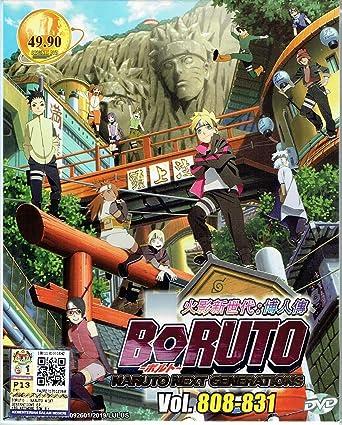Amazon.com: BORUTO : NARUTO NEXT GENERATIONS (BOX 29 ...