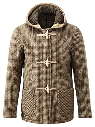 Jacket Homme Multi Metelassé Original Tweed Richmond Montgomery xqwfInXH8