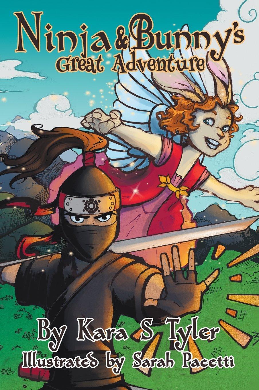Ninja and Bunnys Great Adventure: Amazon.es: Kara S Tyler ...