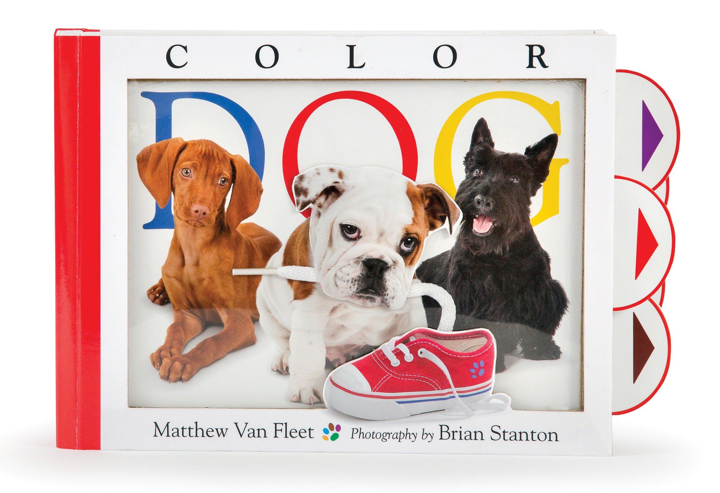 Colour Dog Matthew Van Fleet product image