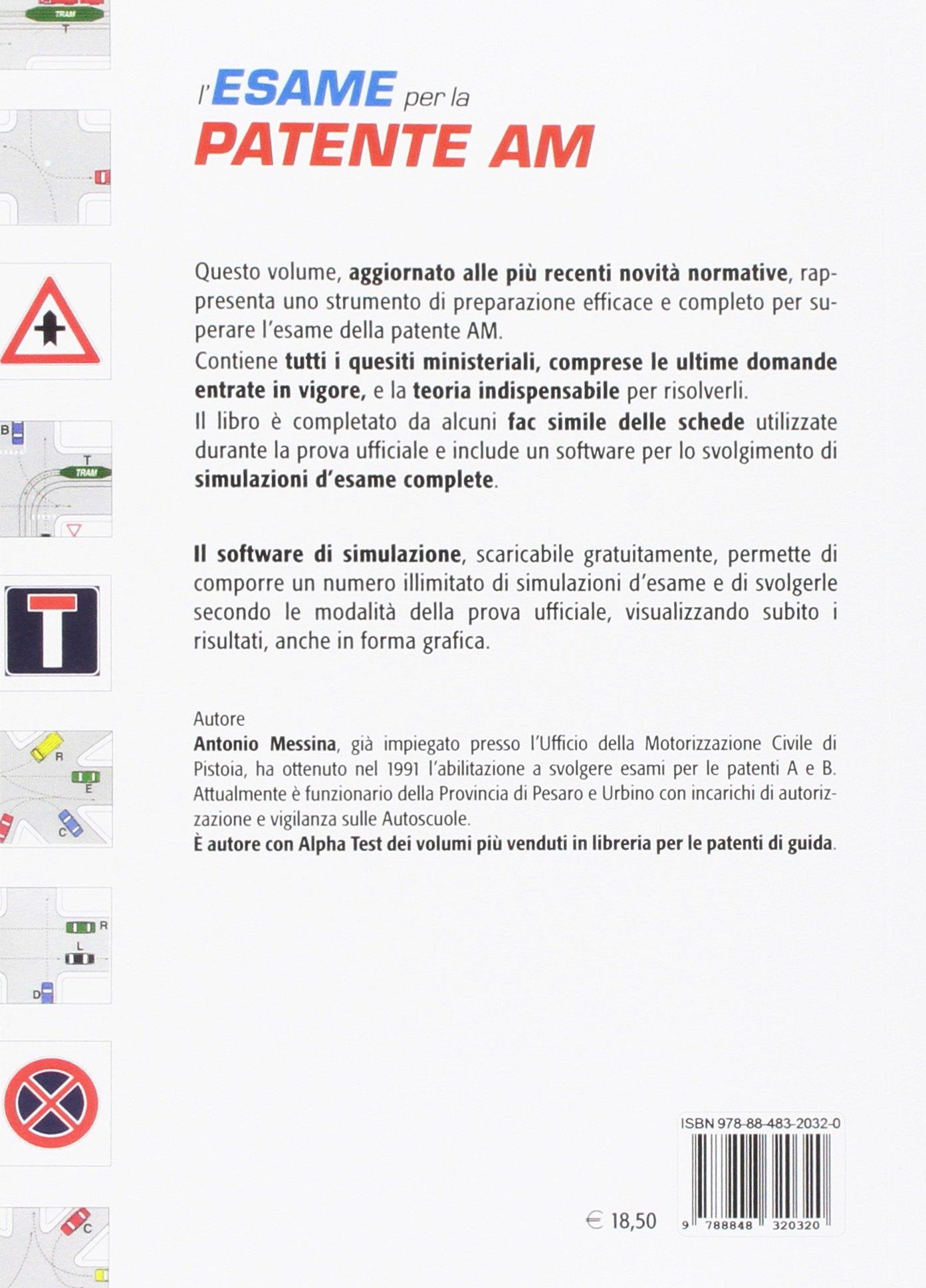 CORSO PATENTINO 50 CC SCARICARE