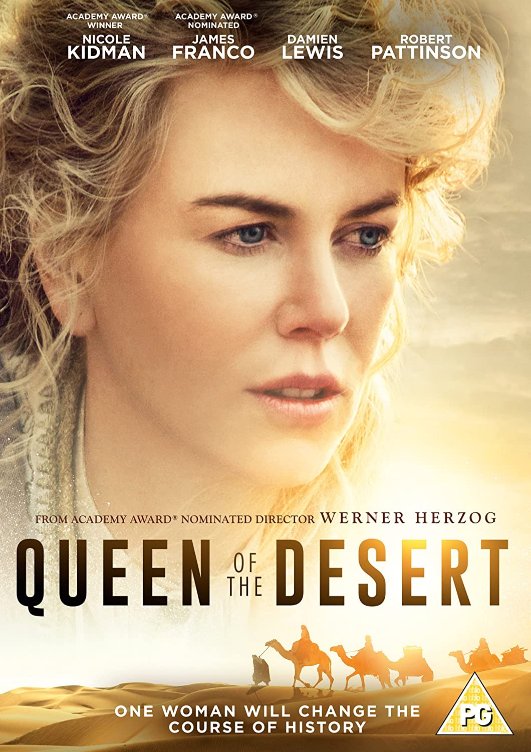 Amazon.com: Queen of the Desert [DVD]: Movies & TV