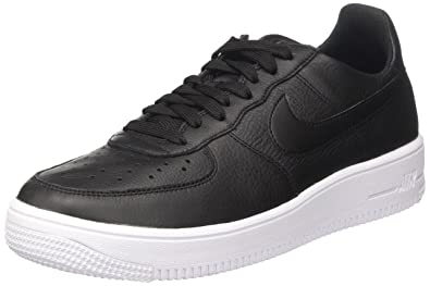 Nike Herren Air Force 1 Ultraforce Leather Sneaker Schwarz