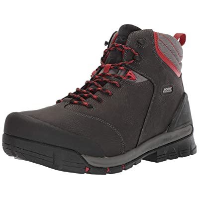 BOGS Men's Bed Rock Mid Soft Toe Industrial Boot | Industrial & Construction Boots