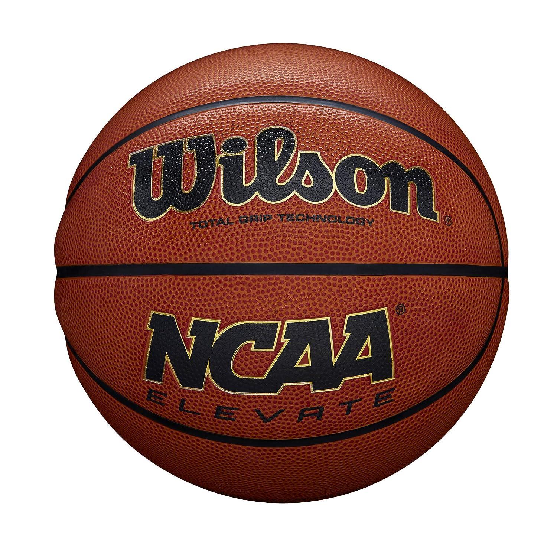 WILSON NCAA Elevate Bal/ón de Baloncesto