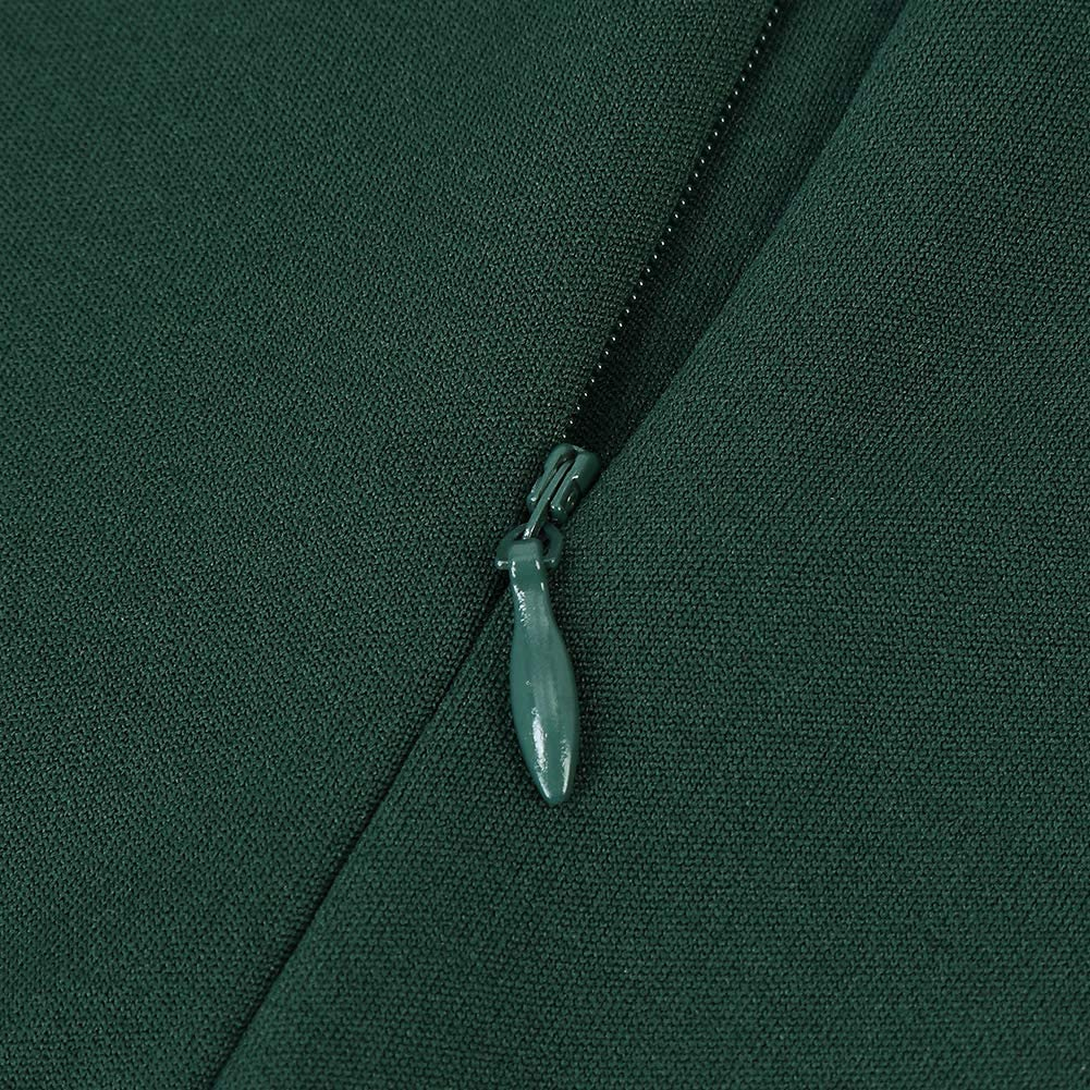 KoJooin Robe Femme Vintage 1950s Audrey Hepburn Pin-up Robe de Soir/ée Cocktail /Épaule D/énud/ée /Élastique Moulante