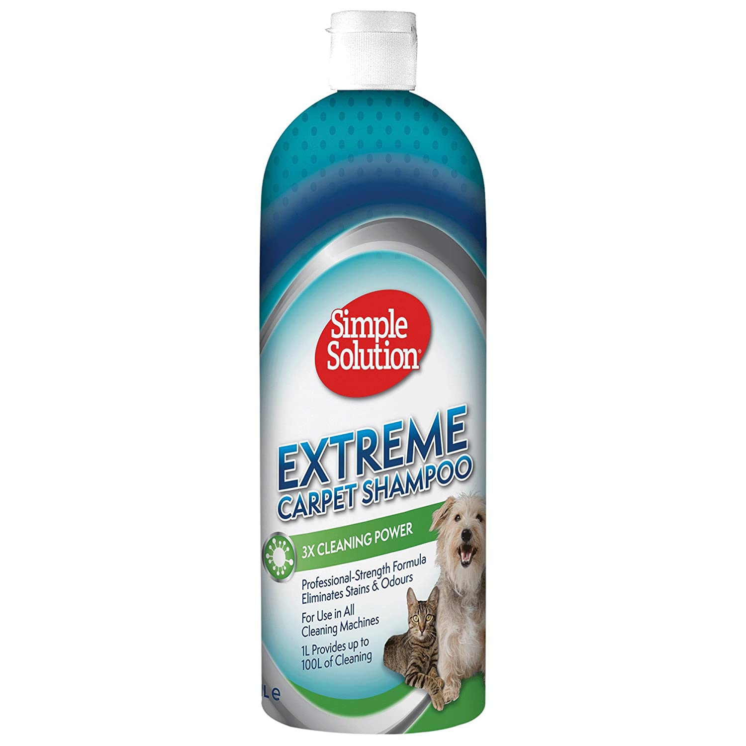 Simple Solution Extreme Carpet Shampoo For Pet Stains Odours 1 Best Breeding 40ml Litre Supplies