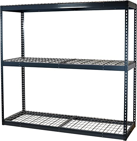 Shelfplaza ® Professional Boltless 180x110x45cm Filing Office Garage Warehouse Workshop