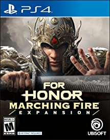 Amazon com: For Honor Marching Fire Expansion - PS4 [Digital Code