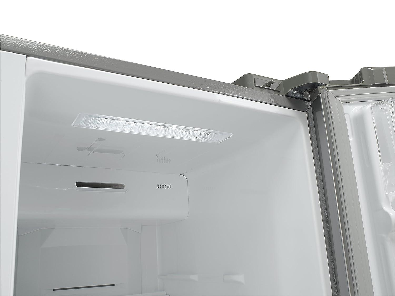 Side By Side Kühlschrank Umzug : Lg electronics gsl pzyvd side by side kühl gefrier kombination