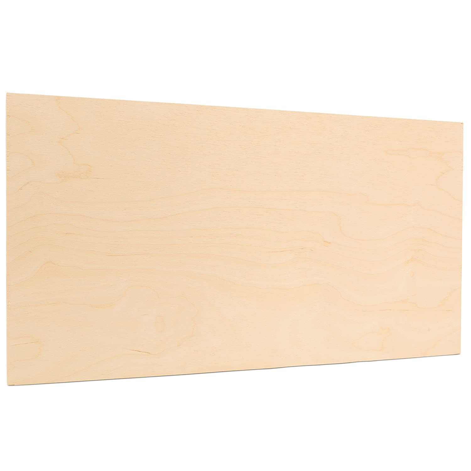 5 mm 1/4 x 12 x 24 Premium Baltic Birch Plywood - B/BB Grade - 6 Flat Sheets By Woodpeckers 4336907601