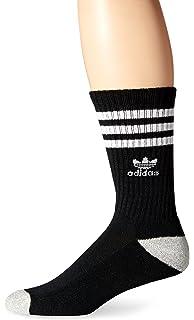 Amazon Com Adidas Men S Originals Cushioned High Quarter Socks 3