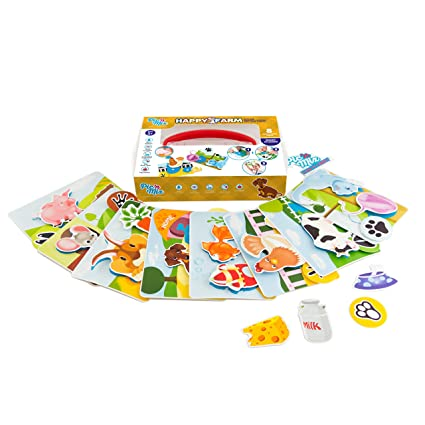 Amazon Com Picnmix Toddler Toys Games For 2 Or 3 Year Old Girls
