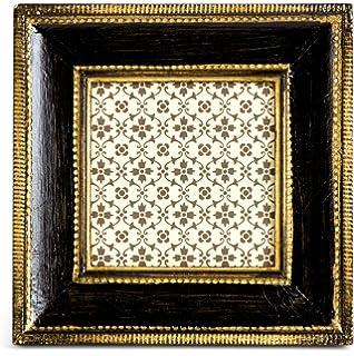 Cavallini Florentine Frames Oval Gold 4 x 5 Cavallini Papers /& Co Inc FMOV4//G