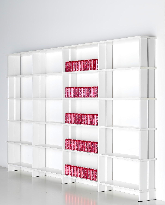 Elegant Regalsystem Günstig Beste Wahl Bücherregale Nikka Italian Design Modular Weisse Seiten