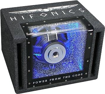 Hifonics TX8BPI subwoofers para coche Altavoz de subgraves ...