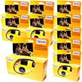 10x EDITION PHOTO PORST Einwegkamera / Hochzeitskamera / Partykamera (27 Fotos, mit Blitz und Batterien)