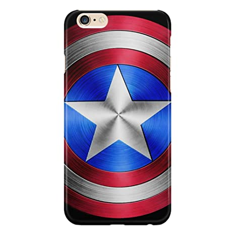 custodia iphone 6 capitan america