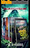 The Joshua Files complete series box set: Sci-fi adventure with a standalone techno-thriller prequel