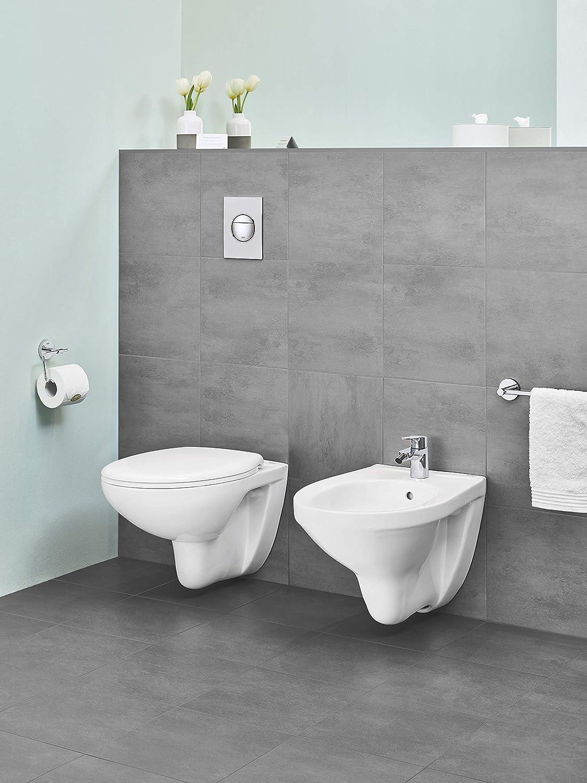 40457001 GROHE Porta Rotolo Baucosmopolitan Neutral Cromo